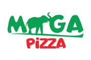 Mega Pizza logo