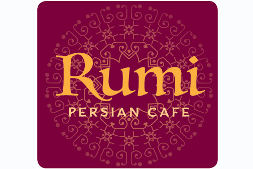 Rumi Persian Cafe logo