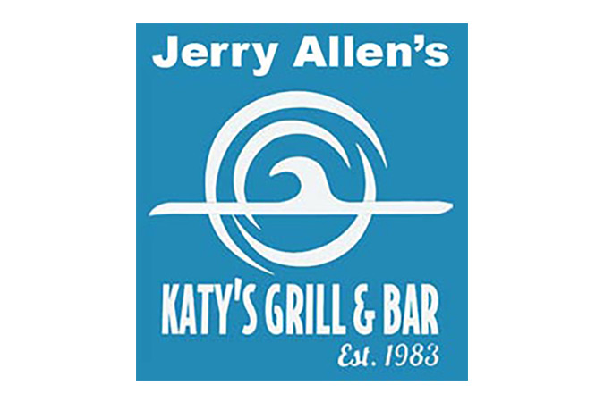 Jerry Allen's at Katy's logo