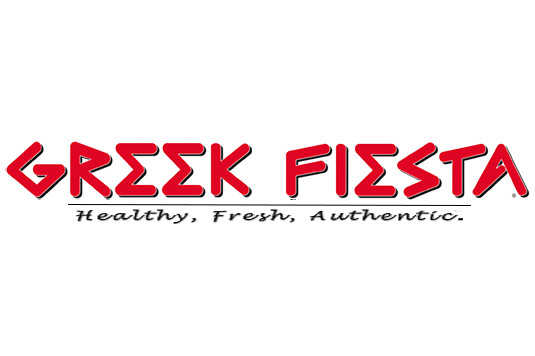 Greek Fiesta | Crossroads logo