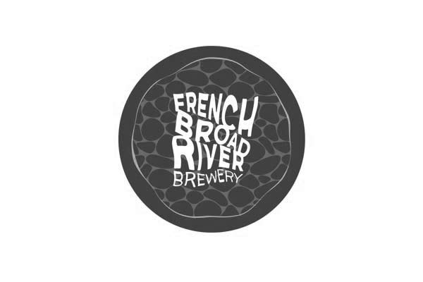 French Broad River Brewery logo