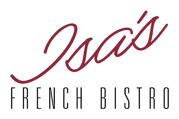 Isa's French Bistro logo