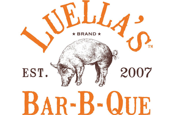 Luella's Bar-B-Que - North AVL logo